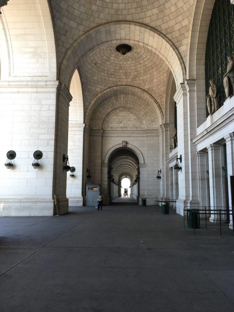 ユニオン駅(Union Station)外観