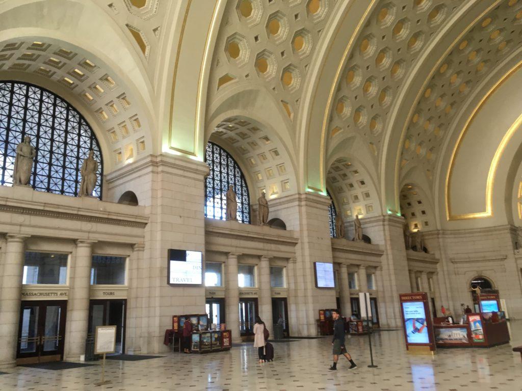 ユニオン駅(Union Station)コンコース